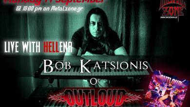 OUTLOUD BOB KATSIONIS INTERVIEW