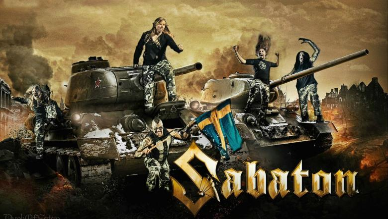 SABATON 'WORLD OF TANKS' MUSIC VIDEO ΓΙΑ ΤΟ 'PRIMO VICTORIA